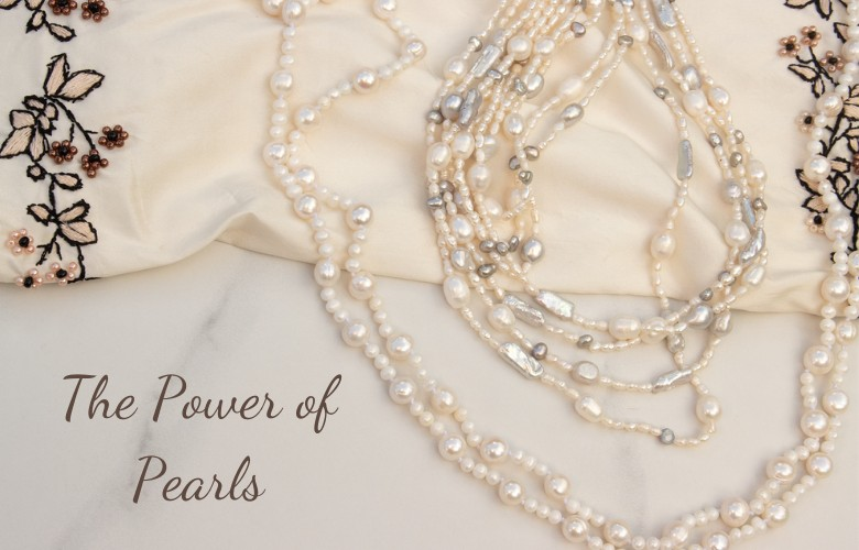 Lily blanche Pearl Jewellery